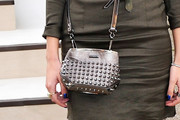 Alexa Chung Studded Shoulder Bag