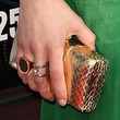 Alexandra Daddario Hard Case Clutch