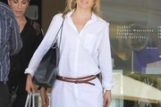 Ali Larter Shirtdress