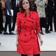 Alice Braga Clothes - Trenchcoat