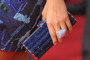 Alicia Keys Gemstone Inlaid Clutch