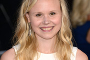 Alison Pill Long Wavy Cut