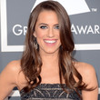 Allison Williams Hair - Long Wavy Cut
