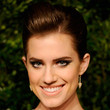 Allison Williams Hair - Pompadour