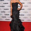 Allyson Felix Mermaid Gown