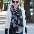 Alyson Hannigan Accessories - Patterned Scarf