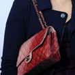 Alysson Paradis Quilted Leather Bag