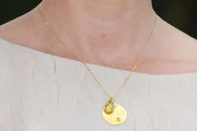 Amanda Holden Gold Charm Necklace