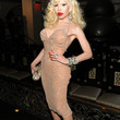 Amanda Lepore Clothes - Halter Dress