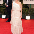 Amanda Peet Clothes - Evening Dress