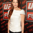 Amanda Righetti Fitted Blouse