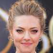 Amanda Seyfried Hair - Bobby Pinned updo