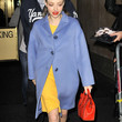 Amanda Seyfried Clothes - Wool Coat