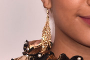 Amandla Stenberg Chandelier Earrings