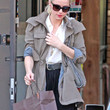 Amber Heard Clothes - Military Jacket