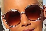 Amber Rose Novelty Sunglasses