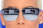 Amber Rose Modern Sunglasses