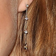 Amy Adams Jewelry - Dangling Diamond Earrings