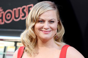 Amy Poehler Shoulder Length Hairstyles