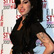 Amy Winehouse Clothes - Button Down Shirt