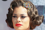 Andra Day Short Hairstyles