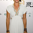 Andrea Petkovic Clothes - Maxi Dress