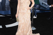 Andrea Riseborough Evening Dress