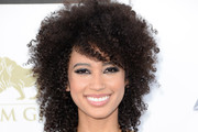 Andy Allo Medium Curls