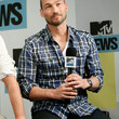 Andy Whitfield Clothes - Button Down Shirt