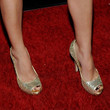 Angela Kinsey Shoes - Platform Pumps