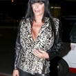 Angela Raiola Clothes - Fur Coat