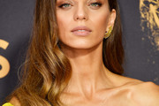 Angela Sarafyan Long Hairstyles