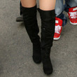 Angelina Pivarnick Shoes - Over the Knee Boots