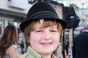 Angus T. Jones Fedora