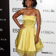 Anika Noni Rose Clothes - Strapless Dress