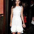 Anna Friel Cocktail Dress