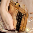 Anna Kendrick Handbags - Metallic Clutch