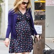 Anna Paquin Maternity Dress