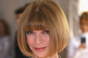Anna Wintour Short Hairstyles
