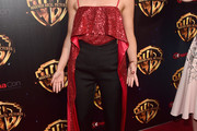 Annabelle Wallis Tops