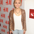Annasophia Robb Clothes - Sequined Jacket