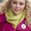 The Carrie Diaries Solid Scarf