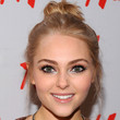 Annasophia Robb Hair - Twisted Bun