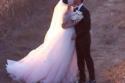 Anne Hathaway Wedding Dress