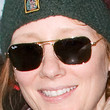 Anne Heche Aviator Sunglasses