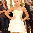 Ariana Grande Clothes - Strapless Dress