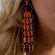 Arielle Kebbel Jewelry - Dangling Gemstone Earrings