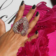 Ashanti Cocktail Ring