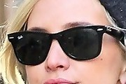 Ashlee Simpson Wayfarer Sunglasses
