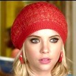 Ashley Benson Hats - Crocheted Beret